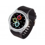 Garett SMARTWATCH SPORT WATCH MULTI 3 BLACK-SILVER