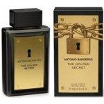Antonio Banderas Golden Secret Eau de Toilette 50ml (22496)