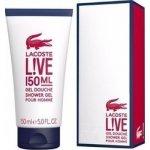 Lacoste Live Shower Gel 150ml (75110)
