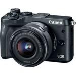 Canon EOS M6 SL 15-45 EU26 ΦΩΤΟΓΡΑΦΙΚΗ ΜΗΧΑΝΗ