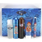 CUBA MUST HAVE WILD HEART 100ML EDT+EDT 35ML+AFTER SHAVE 100ML+SHOWER GEL 200ML+DEODORANT 200ML (1021236)