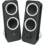 Logitech 2.0 Speakers Z200 MIDNIGHT BLACK