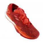 ADIDAS MENS CRAZYLIGHT BOOST LOW TRAINERS B42389