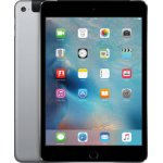 Apple iPad mini 4 WiFi and Cellular (128GB) SPACE GRAY EU