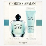 ARMANI ACQUA DI GIOIA 100 ML EDP+75 ML BODY LOTION (21914)