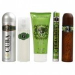 CUBA MUST HAVE GREEN 100ML EDT+EDT 35ML+AFTER SHAVE LOTION 100ML+SHOWER GEL 200ML+DEODORANT 200ML (1021234)