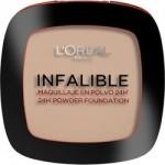 L'Oreal Paris Infallible Compact Powder 123 Warm Vanille 9gr