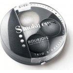 Bourjois Smoky Eyes Trio Eyeshadow 01 Gris Dandy (24505)