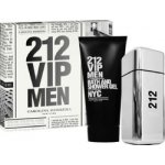 Carolina Herrera 212 Vip Men Eau de Toilette 100ml & Shower Gel 100ml (25459)