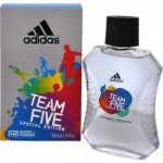 ADIDAS TEAM FIVE 100ML AFTERSHAVE (33768)