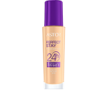ASTOR PERFECT STAY FOUNDATION 24h + PRIMER SPF20 30ml SHADE 102 GOLDEN BEIGE (46737)