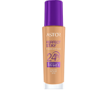 ASTOR PERFECT STAY FOUNDATION 24h + PRIMER SPF20 30ml SHADE 302 DEEP BEIGE (46740)