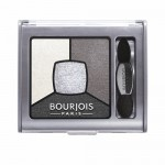BOURJOIS Paris SMOKY STORIES QUAD EYESHADOW PALETTE 3,2g SHADE 01 GREY & NIGHT (49916)