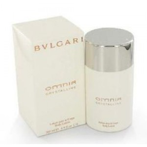 BULGARI OMNIA CRYSTALLINE 100ML BODY LOTION (26721)