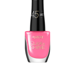 ASTOR QUICK & SHINE NAIL POLISH 8ml SHADE 202 I M IN THE PINK (53549)