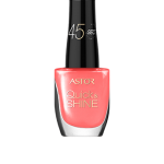ASTOR QUICK & SHINE NAIL POLISH 8ml SHADE 309 TIME FOR HOLIDAY (53555)