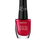 ASTOR QUICK & SHINE NAIL POLISH 8ml SHADE 305 A DRIVE IN MY CABRIOLET? (53560)