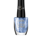 ASTOR QUICK & SHINE NAIL POLISH 8ml SHADE 604 MIDNIGHT BLUE (53568)