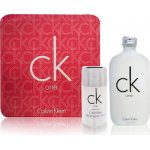 Calvin Klein CK One Eau de Toilette 100ml & Stick 75ml (555)