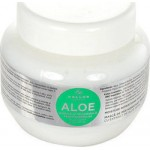 KALLOS ALOE VERA MOISTURE REPAIR SHINE HAIR MASK 275ML (57198)