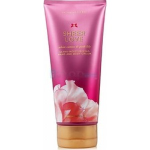 Victoria's Secret Fantasies Sheer Love Hand & Body Cream 200ml (57891)