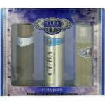CUBA BLUE 100ML EDT +200ML DEODORANT+100ML AFTERSHAVE WATER (58168)