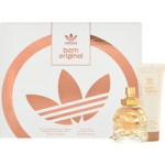 Adidas Born Original Eau de Parfum 30ml & Body Lotion 75ml (58844)