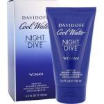 DAVIDOFF COOL WATER NIGHT DIVE 150ML SHOWER GEL (65039)