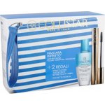 Collistar Infinito Mascara Extra Black 11ml, Make Up Remover Gentle Two Phase 50ml & Cosmetic Bag (73438)