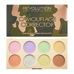 Makeup Revolution London  Camouflage Corrector Palette 13g (78228)