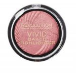 Makeup Revolution London Vivid Baked Highlighter 7.5g, Shade Rose Gold Lights (78398)
