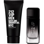 Carolina Herrera 212 VIP Men Eau de Parfum 100ml & Shower Gel 100ml (78912)