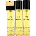 Chanel No 5 Refills Eau de Toilette 3x20ml