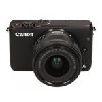 CANON EOS M10 BLACK ΦΩΤΟΓΡΑΦΙΚΗ ΜΗΧΑΝΗ (UUCANWEOSM11000)