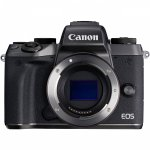 CANON EOS M5 BODY ΦΩΤΟΓΡΑΦΙΚΗ ΜΗΧΑΝΗ (UUCANWEOSM18000)
