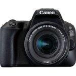 Canon EOS 200D + EF-S 18-55 IS STM BLACK ΦΩΤΟΓΡΑΦΙΚΗ ΜΗΧΑΝΗ