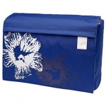 "GOLLA LIMON 16"" LAPTOP MESSENGER VARRY CASE-BLUE (G1275)"