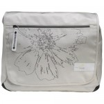 "GOLLA AMENA 16"" LAPTOP CARRY CASE-SILVER (G1434)"