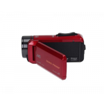 JVC GZ-R435 RED VIDEO CAMERA