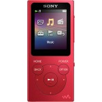 Sony NW-E393, 4gb, red