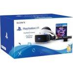 Sony Playstation VR Worlds Bundle (Camera V2 + VR Worlds)
