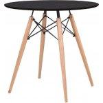 ART Wood τραπέζι Μαύρο MDF Ε7083,2