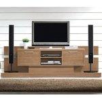 ANALOG Έπιπλο TV Sonoma Oak Ε7380,2