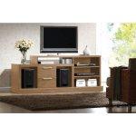 ANALOG Έπιπλο TV Sonoma Oak Ε7381,2