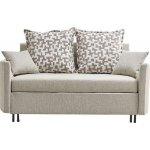 ADAMS Καναπές/Κρεβάτι Ύφασμα Μπεζ Ε9432,21