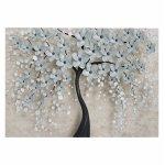 ΠΙΝΑΚΑΣ ΚΑΜΒΑΣ BLOSSOM TREE HM7197.04 100X3X70 εκ. 1τεμ