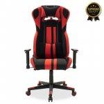 Καρέκλα γραφείου Bottas-Gaming SUPREME QUALITY με pu χρώμα μαύρο-κόκκινο